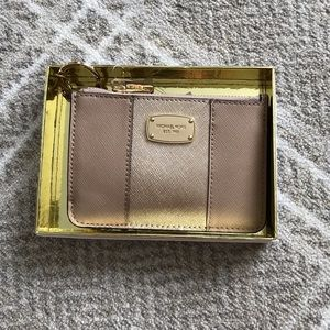 NWT Michael Kors coin purse